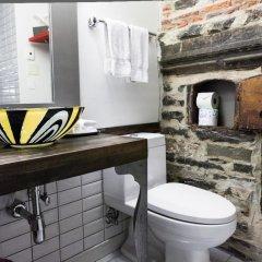 Отель Auberge Place d'Armes Канада, Квебек - отзывы, цены и фото номеров - забронировать отель Auberge Place d'Armes онлайн ванная