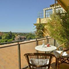 Отель Cacciani Италия, Фраскати - отзывы, цены и фото номеров - забронировать отель Cacciani онлайн балкон