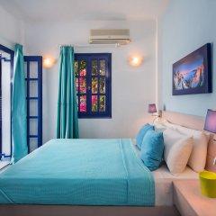 Отель Samson's Village Греция, Остров Санторини - отзывы, цены и фото номеров - забронировать отель Samson's Village онлайн комната для гостей фото 5