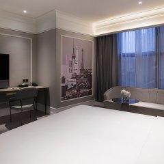 Отель Mercure Shanghai Yu Garden Китай, Шанхай - 1 отзыв об отеле, цены и фото номеров - забронировать отель Mercure Shanghai Yu Garden онлайн удобства в номере фото 2