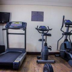 The Westwood Hotel Ikoyi Lagos фитнесс-зал фото 4