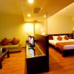 Отель Asia Paradise Hotel Вьетнам, Нячанг - отзывы, цены и фото номеров - забронировать отель Asia Paradise Hotel онлайн комната для гостей фото 3