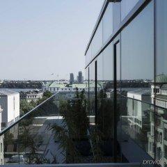 Отель Barcelo Hamburg Германия, Гамбург - 3 отзыва об отеле, цены и фото номеров - забронировать отель Barcelo Hamburg онлайн балкон