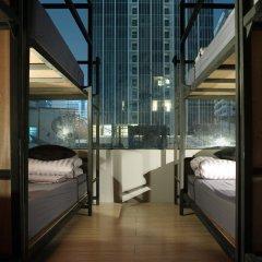 Nap@pan Hostel Бангкок комната для гостей фото 2