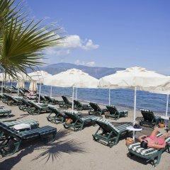 Orsmaris Boutique Hotel пляж