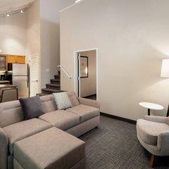 Отель Residence Inn by Marriott Las Vegas Convention Center США, Лас-Вегас - 1 отзыв об отеле, цены и фото номеров - забронировать отель Residence Inn by Marriott Las Vegas Convention Center онлайн комната для гостей фото 5