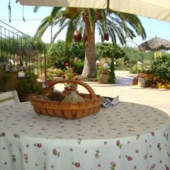 Отель Villa dei giardini Агридженто фото 7