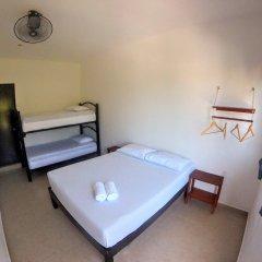 Отель Hostel Che Мексика, Плая-дель-Кармен - отзывы, цены и фото номеров - забронировать отель Hostel Che онлайн комната для гостей фото 4