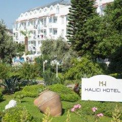 Отель Halici Otel Marmaris с домашними животными