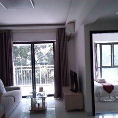 Отель Shengang Apartment Shenzhen Yuhedi Branch Китай, Шэньчжэнь - отзывы, цены и фото номеров - забронировать отель Shengang Apartment Shenzhen Yuhedi Branch онлайн комната для гостей