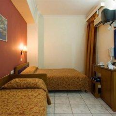 Отель Carolina Греция, Афины - 2 отзыва об отеле, цены и фото номеров - забронировать отель Carolina онлайн удобства в номере фото 2