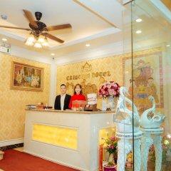 Hanoi Cristina Hotel & Travel интерьер отеля фото 2