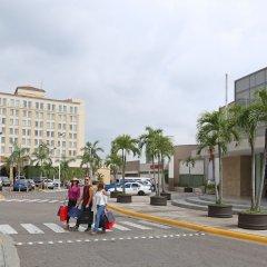 Отель Intercontinental Real San Pedro Sula Сан-Педро-Сула городской автобус