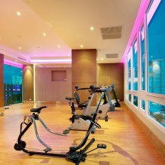 Intimate Hotel Pattaya by Tim Boutique фитнесс-зал