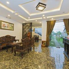 Отель Hoi An Sunny Pool Villa интерьер отеля