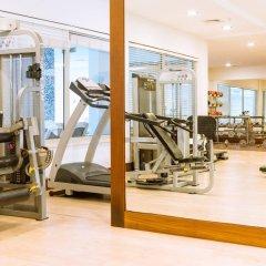 Barut B Suites Турция, Сиде - отзывы, цены и фото номеров - забронировать отель Barut B Suites онлайн фитнесс-зал