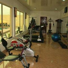 Отель Princeville Hotels Калабар фитнесс-зал фото 2