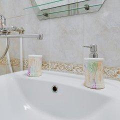 Апартаменты Apartment on Yuriya Gagarina 14 ванная