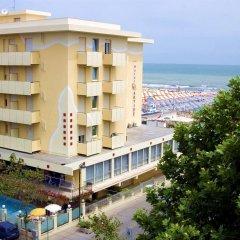Отель Artide Италия, Римини - 1 отзыв об отеле, цены и фото номеров - забронировать отель Artide онлайн пляж