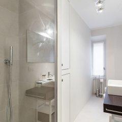 Отель easyhomes - Spiga Suite Италия, Милан - отзывы, цены и фото номеров - забронировать отель easyhomes - Spiga Suite онлайн ванная фото 2