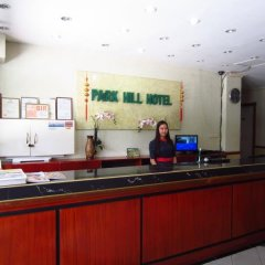 Отель Park Hill Hotel Филиппины, Лапу-Лапу - отзывы, цены и фото номеров - забронировать отель Park Hill Hotel онлайн фото 8