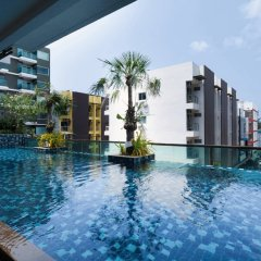 Andakira Hotel бассейн фото 3