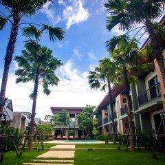 Отель Parida Resort пляж Банг-Тао фото 2