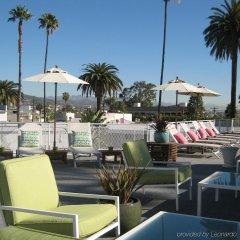 Отель Beverly Terrace США, Беверли Хиллс - 2 отзыва об отеле, цены и фото номеров - забронировать отель Beverly Terrace онлайн приотельная территория