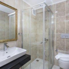 Modern Saraylar Турция, Аланья - отзывы, цены и фото номеров - забронировать отель Modern Saraylar - All Inclusive онлайн ванная