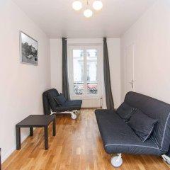 Отель BP Apartments - Great Batignolles Франция, Париж - отзывы, цены и фото номеров - забронировать отель BP Apartments - Great Batignolles онлайн комната для гостей фото 2