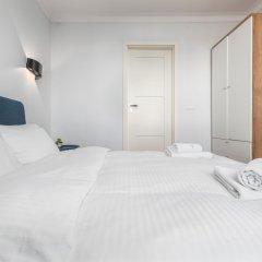 Отель Zielna City Center Польша, Варшава - отзывы, цены и фото номеров - забронировать отель Zielna City Center онлайн комната для гостей фото 4