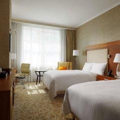 Гостиница Marriott Novy Arbat Москва комната для гостей фото 2