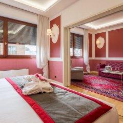 Отель Grande Albergo Roma Пьяченца комната для гостей фото 5