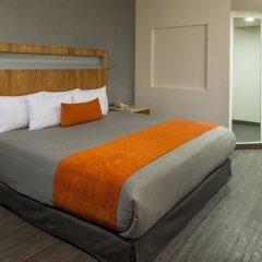 Отель Real Inn Guadalajara Expo комната для гостей фото 4