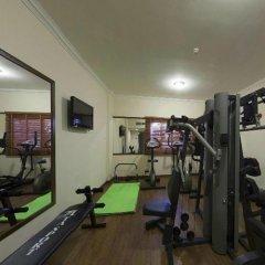 Fortune Pearl Hotel фитнесс-зал