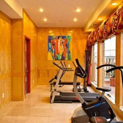 Отель Eldon Luxury Suites Вашингтон фитнесс-зал