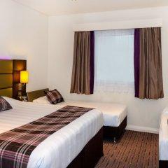 Отель Premier Inn Dubai Al Jaddaf комната для гостей фото 4