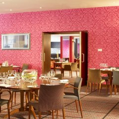 Отель Hilton Edinburgh Carlton питание