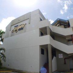 Guam Airport Hotel парковка