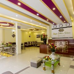 Sapa Golden Plaza Hotel интерьер отеля фото 3