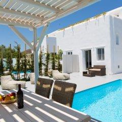 Отель Naxian Utopia Luxury Villas & Suites бассейн фото 2