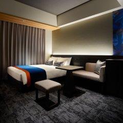 Отель Mitsui Garden Hotel Ginza gochome Япония, Токио - отзывы, цены и фото номеров - забронировать отель Mitsui Garden Hotel Ginza gochome онлайн комната для гостей фото 2
