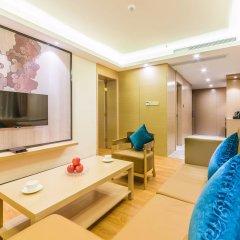 Отель Hoper Hotel (Shenzhen Huanggang Port) Китай, Шэньчжэнь - отзывы, цены и фото номеров - забронировать отель Hoper Hotel (Shenzhen Huanggang Port) онлайн комната для гостей