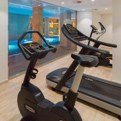 Отель H10 Casa del Mar фитнесс-зал фото 3
