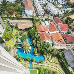Отель Riviera Wongamat Condo By Favstay Паттайя бассейн