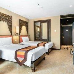 Отель Garden Cliff Resort and Spa Таиланд, Паттайя - отзывы, цены и фото номеров - забронировать отель Garden Cliff Resort and Spa онлайн комната для гостей фото 3