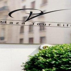 Plaza Tour Eiffel Hotel балкон