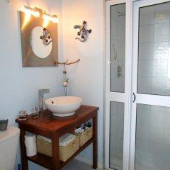 Отель Villa Tiare Villa 4 ванная
