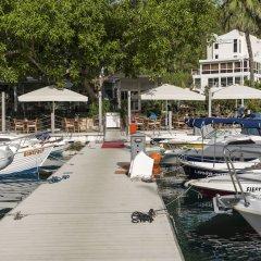 Marina Boutique Fethiye Турция, Фетхие - 1 отзыв об отеле, цены и фото номеров - забронировать отель Marina Boutique Fethiye онлайн пляж фото 2