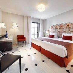 Отель Eurostars Conquistador Испания, Кордова - 1 отзыв об отеле, цены и фото номеров - забронировать отель Eurostars Conquistador онлайн комната для гостей фото 3